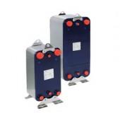 Ջերմափոխանակիչ թիթեղային / ջուր- ջուր/ P7-80 FF - 300 kW